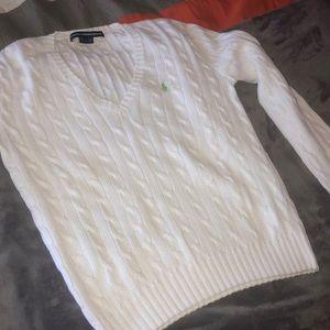 Ralph Lauren Sport Womens Large Sweater